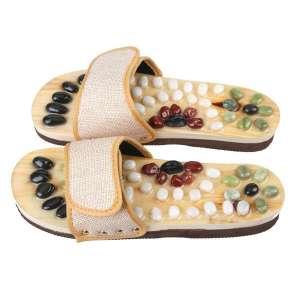 8. Romonacr Foot Massager Massage Slippers Shiatsu Relax Sandals