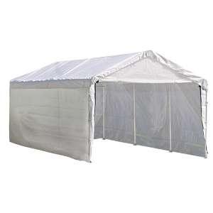 8. ShelterLogic SuperMax Heavy-Duty Steel Frame