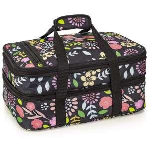 VP Home Double Casserole Carrier Travel Bag