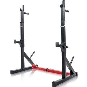 Vanswe Multi-Function Barbell Rack