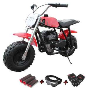 X-Pro Gas-Powered 40cc Mini Dirt Bike