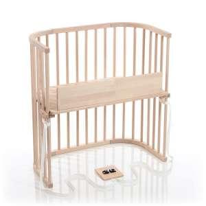 8. babybay Bedside crib (Untreated Finish)