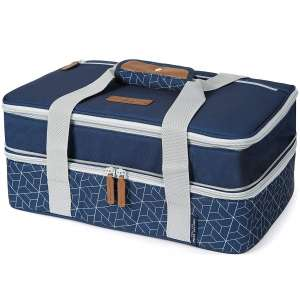 Artic Zone Expandable Casserole Insulated Food Carrier