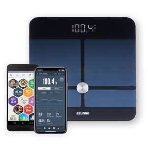 9. Azumio Bluetooth Digital Smart Scale