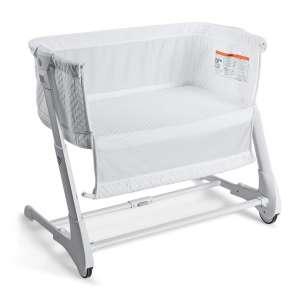 9. BABY JOY 2-in-1 Newborn Infant Bedside Crib