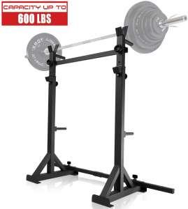 ER KANG Multi-Function Barbell Rack Squat Stand