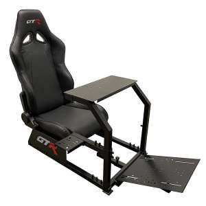 9. GTR Simulators GTA Model Racing Seat