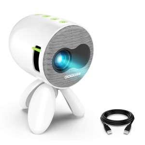 GooDee Portable Mini Projector