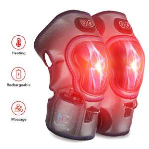 HailiCare Heated Vibration Physiotherapy Massager Knee Massager
