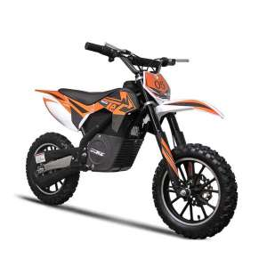 MotoTec Electric-Powered Mini Dirt Bike