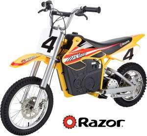 Razor MX650 Electric-Powered Mini Dirt Bike
