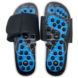9. Smokitcen Acupressur Electric Reflexology Sandals Massage Slippers