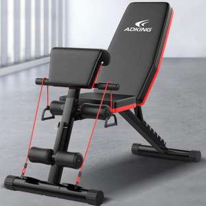 UMOG Home Gym Foldable Adjustable Weight Bench