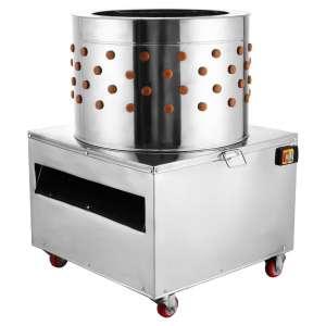 VEVOR Chicken Poultry Plucker 2200W Stainless Steel Machine