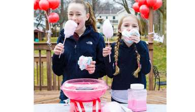 Cotton Candy Makers