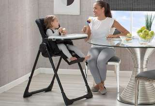 Folding High Chairs