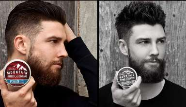 Hair pomade for men