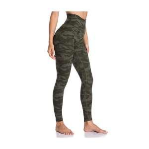 Colorfulkoala Women's High Waist Workout Pant for Women