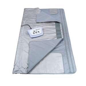 Gizmo Supply Co 3 Zone FIR Infrared Sauna Blanket