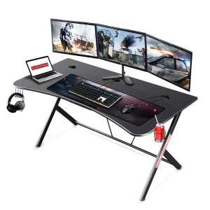 1. Mr. IRONSTONE Long, Multipurpose Office Desk