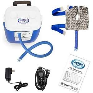 Polar Active Ice Cold Therapy Machine with Programmable Timer