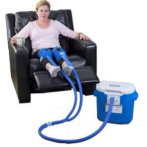 Polar Products Inc. Active Ice Cold Therapy System, 15 Quart Cooler