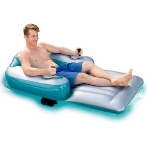 Poolcandy Inflatable Swimming Pool Boat
