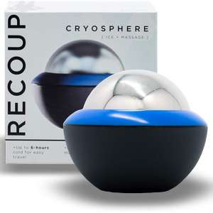 1. Recoup Fitness Cryosphere Massage Roller