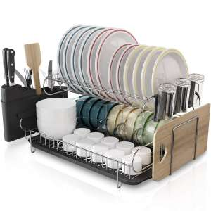 Boosiny Kitchen Dish Rack
