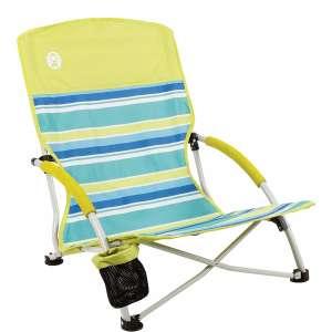 Coleman Lightweight Utopia Backpack Beach Chair