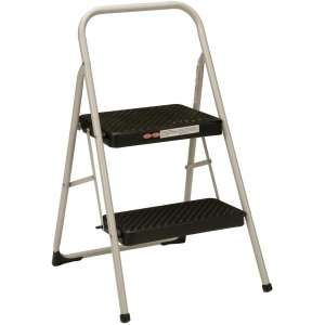 Cosco Products 2 Step Household Folding Ladder