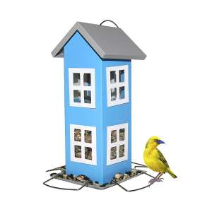 Sherwoodbase Ridge Wild Bird House Feeder