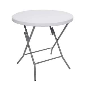 """VINGLI 32"""" Round Folding Commercial Table"""