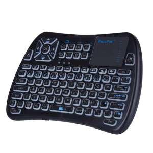 iPazzPort Bluetooth Mini Wireless Keyboard with Touchpad