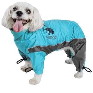 touchdog Quantum Full-Bodied Reflective Dog Jacket