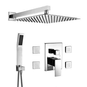 BST NER19008DL Shower Sprays Systems, Chrome