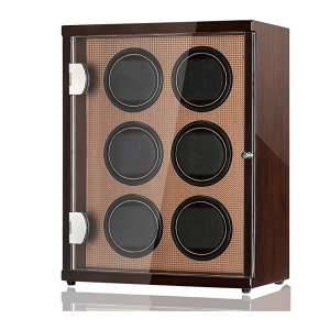 CHIYODA Watch Winder, LCD Display and Control Screen