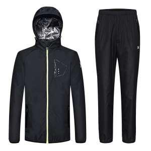 HOTSUIT Anti Rip Sauna Suit Workout Jacket for Men