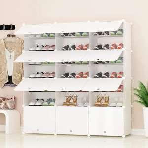 JOISCOPE Portable Shoe Storage Organizer