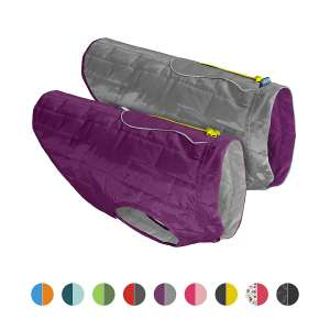 Kurgo Dog Jacket Water Resistant, Reflective and Lightweight