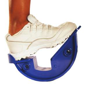 "2. ProStretch ""Blue"" Foot Rocker (Slip-Resistant Bottom)"
