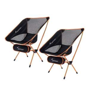 Sportneer Camping Portable Ultra-Light Folding Camp Chair