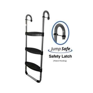 Trampoline Wide 2-Step Ladder