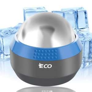2. iECO Fitness Cryosphere Massage Roller Ball - Deep Tissue Massage