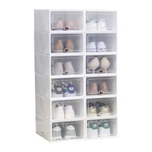 IRONLAND Shoe Storage Box