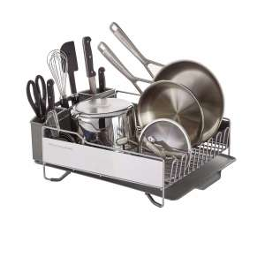 KitchenAid KNS896BXGRA Full Size Dish Rack