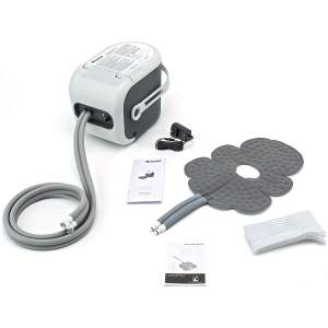 Ossur Cold Rush Therapy Machine with Knee Pad