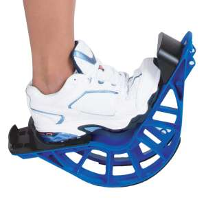 "3. ProStretch Plus""Blue"" Calf Stretcher and Foot Rocker"