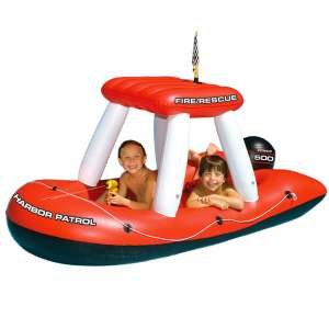 Swimline Fireboat Inflatable Pool Toy