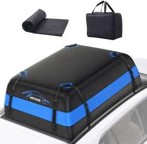 Vetoos 20 Cubic ft Car Roof Bag Top Carrier